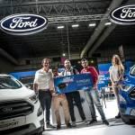Nos llevamos el 1er premio en el hackaton de Ford