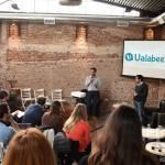 Evento lanzamiento de Ualabee a la Comunidad