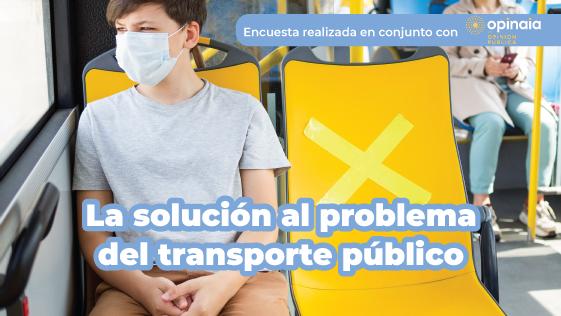 La solución al problema del transporte público