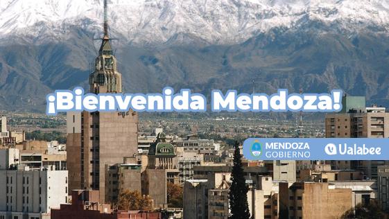 Ualabee firma convenio con el Gobierno de la Provincia de Mendoza