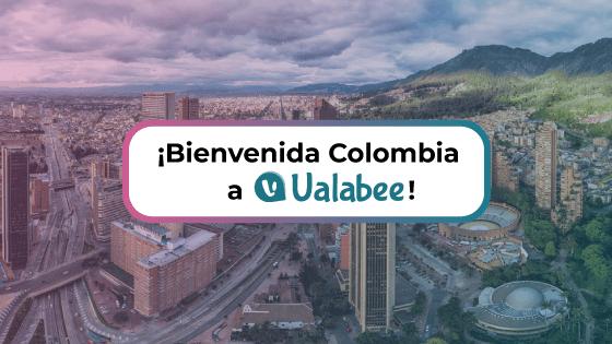 ¡Ualabee en Colombia!