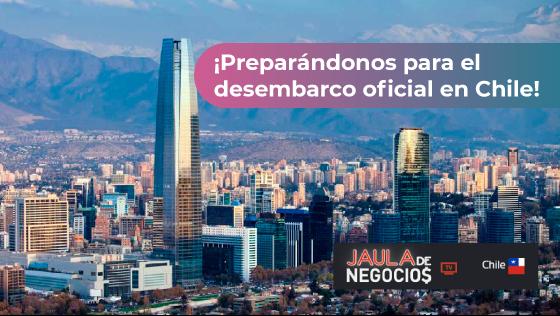 ¡Ualabee prepara el desembarco oficial en Chile!