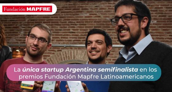 Ualabee, la única startup argentina semifinalista en los premios Fundación Mapfre Latinoamericanos