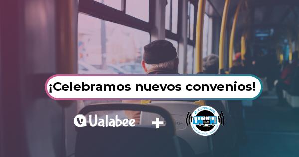 6 millones de personas viajarán mejor gracias a Ualabee y ACTrans