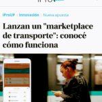 """Lanzan un """"marketplace de transporte"""": conocé cómo funciona"""