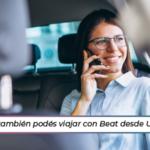 Ahora los viajeros de Ualabee también pueden elegir Beat